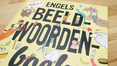 Photo of Engels woordenboek voor kinderen in tekst én beeld
