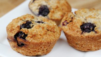 Photo of Havermout muffins; een goed alternatief voor brood