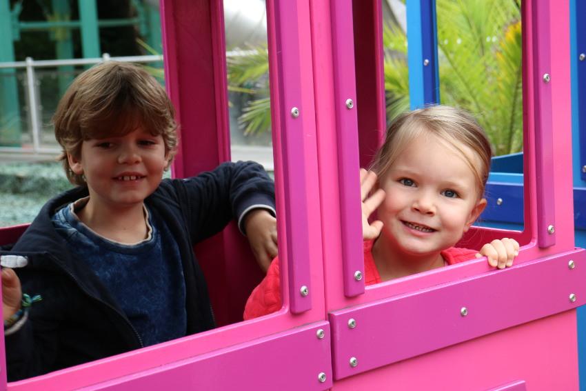 Met kids naar Julianatoren tijdens een weekend in Gelderland - AllinMam.com