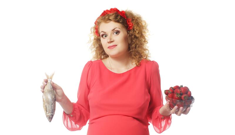Wat mag je niet eten als je zwanger bent? - AllinMam.com