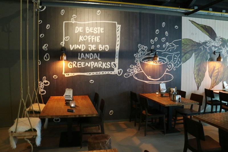 De vernieuwde Timber's brasserie op Landal Coldenhove - AllinMam.com