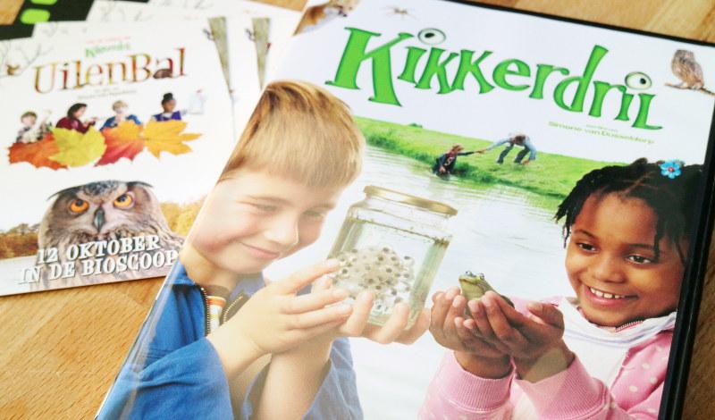 Win de dvd Kikkerdril + kaartjes voor de bioscoopfilm Uilenbal - AllinMam.com