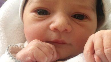 Photo of Donderdag vliezen gebroken, zondag geboren; onze dochter!