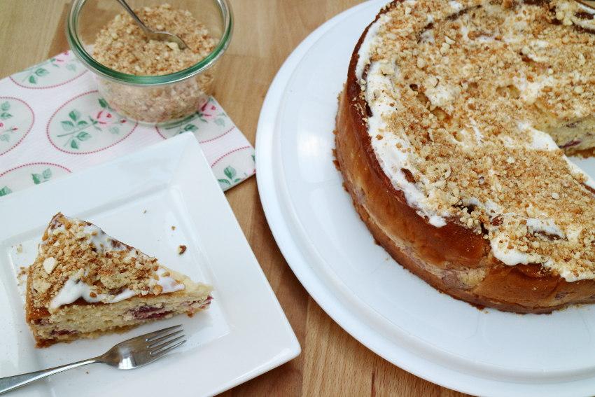 Cheesecake maken met Miljuschka Witzenhausen - AllinMam.com