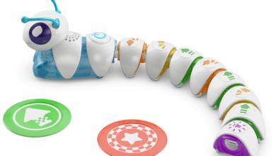 Co-de-rups speelgoed van het jaar - AllinMam.com