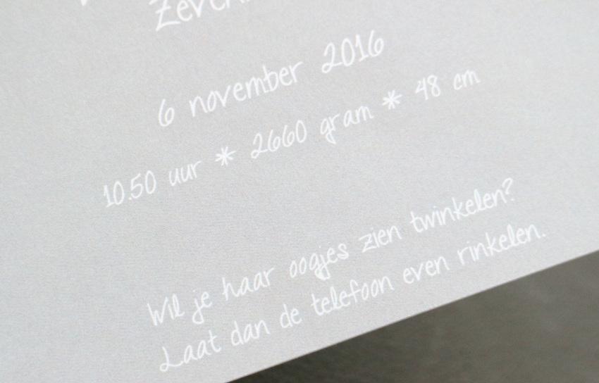 Geboortekaartjes via Geboortepost.nl review - AllinMam.com