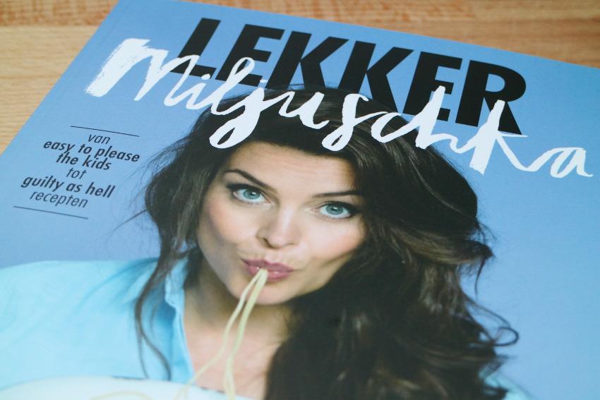 lekker miljuschka - nieuwe boek van Miljuschka Witzenhausen - AllinMam.com
