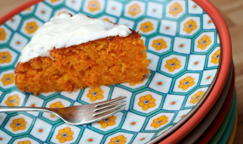 Makkelijk recept voor worteltaart met mascarpone - AllinMam.com