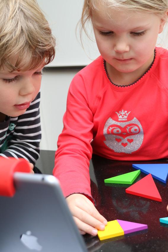 Interactief spelen op de Ipad met Osmo - AllinMam.com