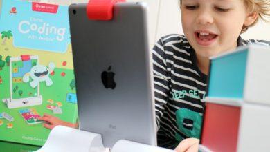 Photo of Interactief spelen op de iPad met Osmo