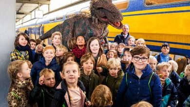 Photo of T. rex in Town: op bezoek bij Trix in Naturalis