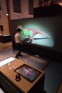 t rex in town naturalis dinosaurus in museum - AllinMam.com
