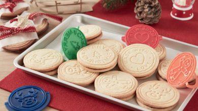 Photo of Kerstkoekjes bakken met de Nutella Cookie Stamps