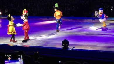 Disney On Ice 100 Years of Magic - AllinMam.com