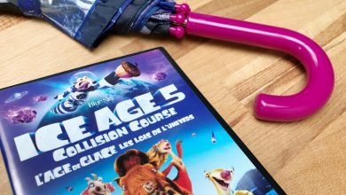 "Photo of Win ""Ice Age 5 collision course"" dvd & paraplu"