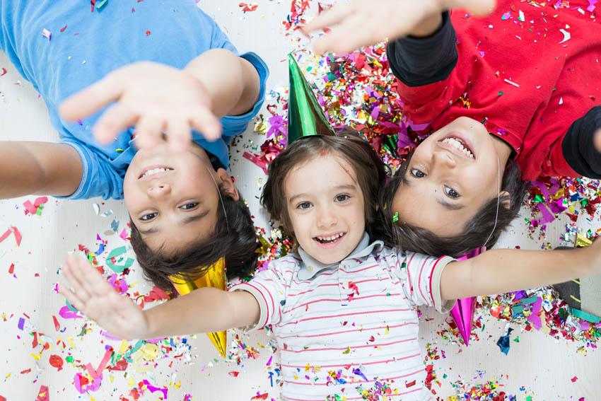Op zoek naar een perfect maar ook relaxed kinderfeestje? - AllinMam.com