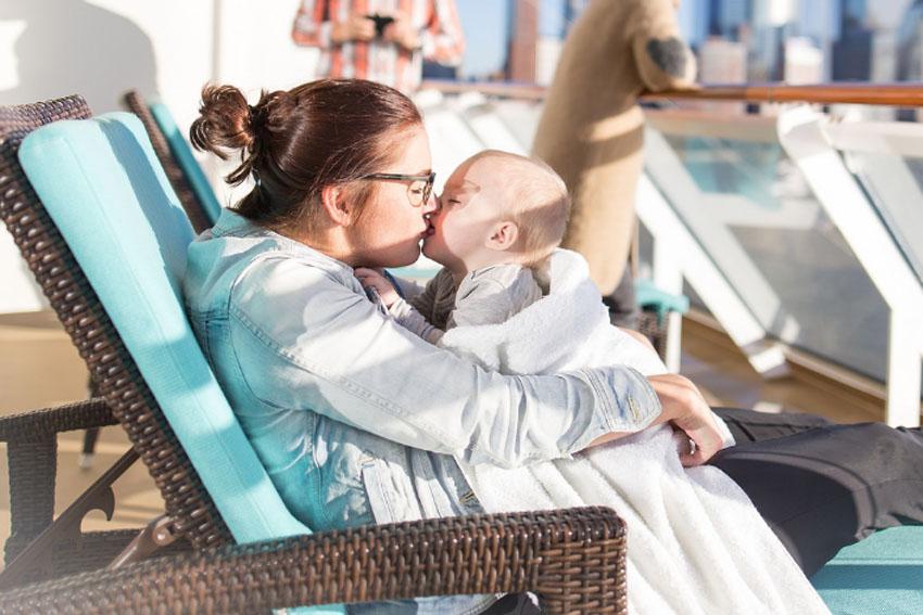 Cruise met een baby; goed idee of niet? - AllinMam.com