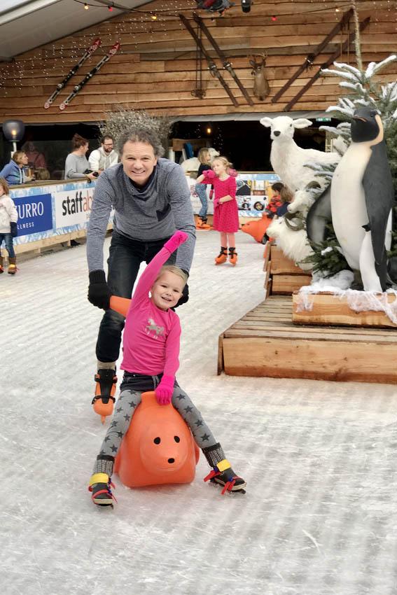 Noordwijk Winter Wonderland Schaatsen En Eten Aan Zee Allinmamcom