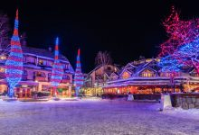 Kerstmis in Whistler - AllinMam.com