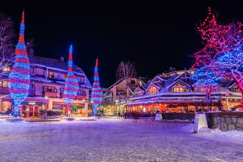Kerstmis in Whistler - AllinMam.com