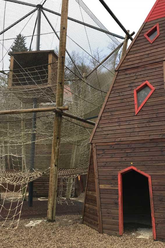 Houtopia Houffalize kenniscentrum voor kinderen - AllinMam.com
