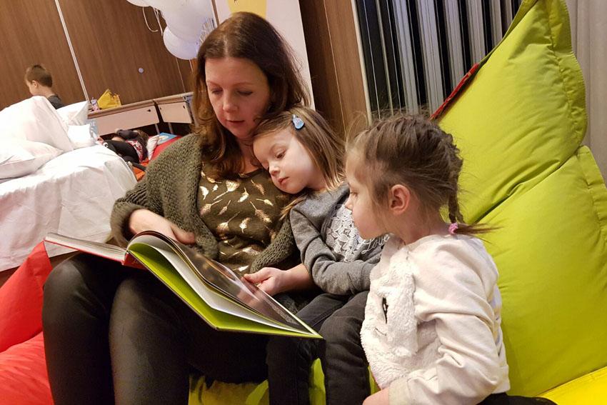 Waarom is voorlezen goed voor je kind - AllinMam.com