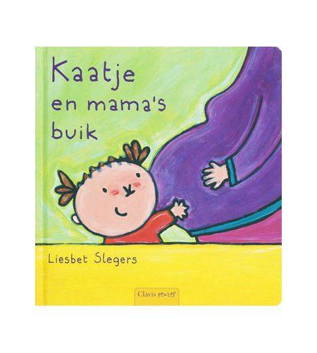 Kaatje en mama's buik - Liesbeth Slegers - AllinMam.com