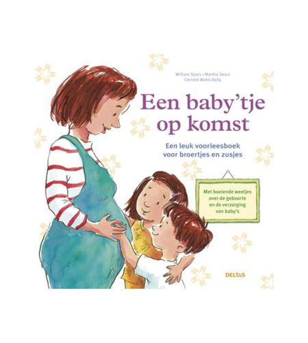 Een baby'tje op komst - William Sears - AllinMam.com