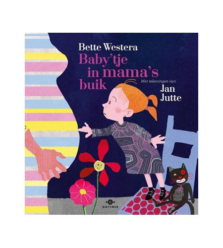 Baby'tje in mama's buik - Bette Westera - AllinMam.com
