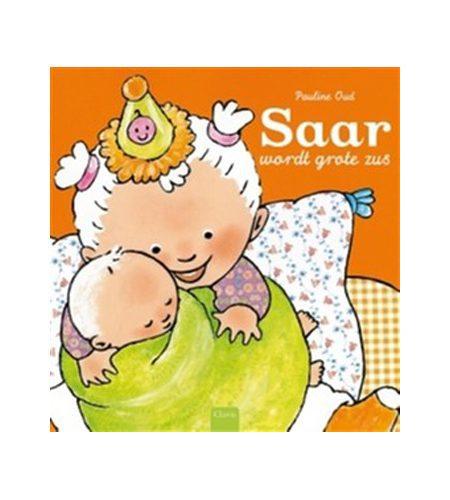Saar wordt grote zus - AllinMam.com