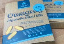 Testa omega 3 Algenolie - AllinMam.com
