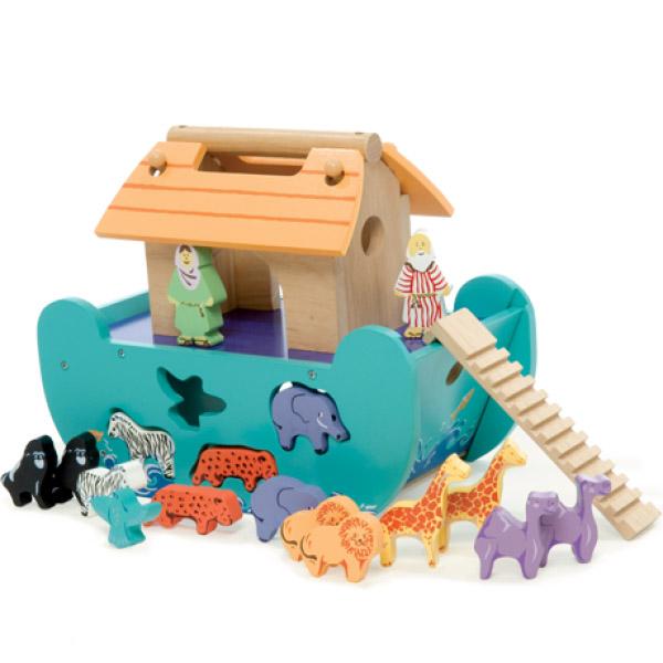 Le Toy Van Ark van Noach