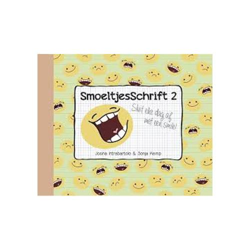 SmoeltjesSchrift 2, sluit elke dag af met een smile - AllinMam.com