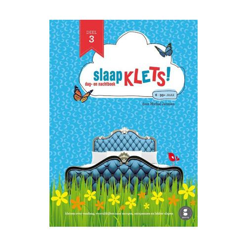Slaapklets kinderdagboek voor het slapengaan - AllinMam.com