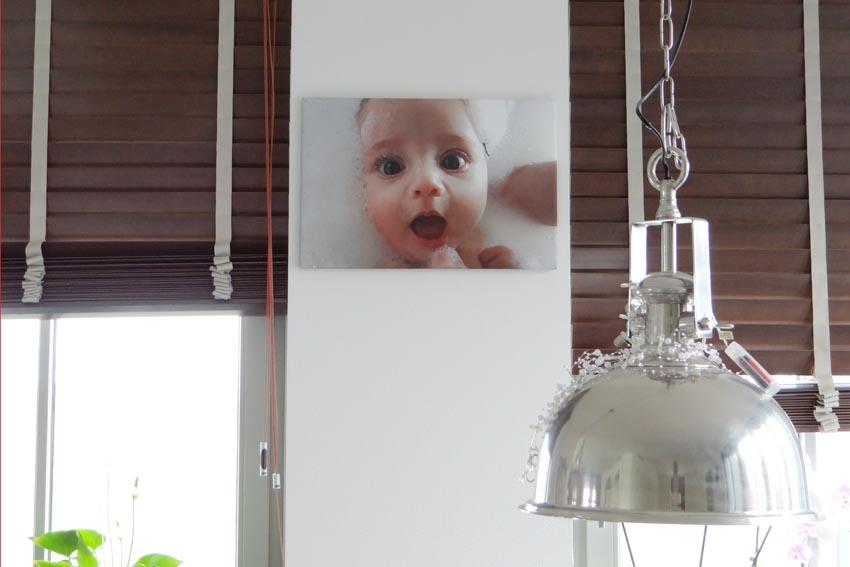 Foto's in een boek of foto's aan de muur? - AllinMam.com
