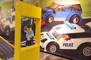 LEGO in continium museum - AllinMam.com