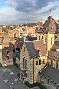 uitzicht vanaf dak Schunck Heerlen - AllinMam.com
