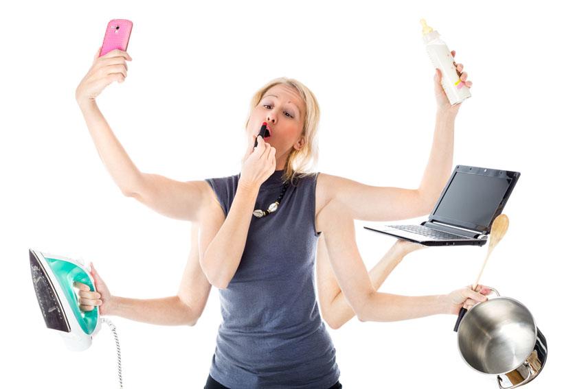 Waarom multitasking bij mij niet werkt - AllinMam.com