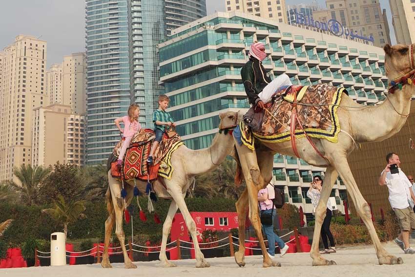 Met het gezin naar Dubai: tips buiten de bekende attracties om - AllinMam.com