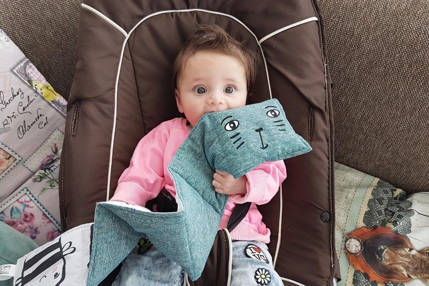 Het eerste knuffelboekje voor je baby - AllinMam.com