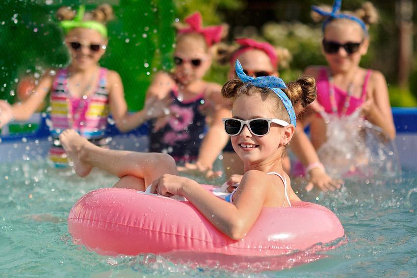Een zwembad in de tuin; hoe kies je de juiste? - AllinMam.com
