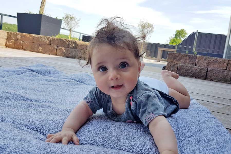 Onze eerste autovakantie met baby - AllinMam.com