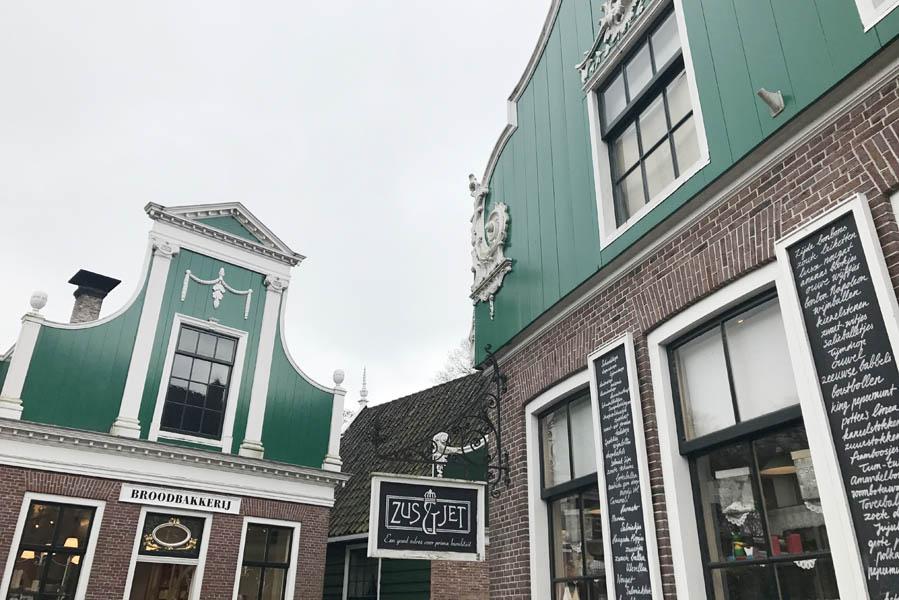 Winkeltjes in Openluchtmuseum - AllinMam.com