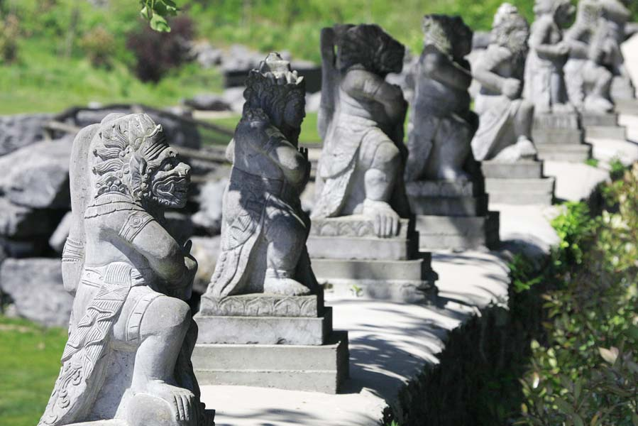 La Royaume de Ganesha - Pairi Daiza - AllinMam.com