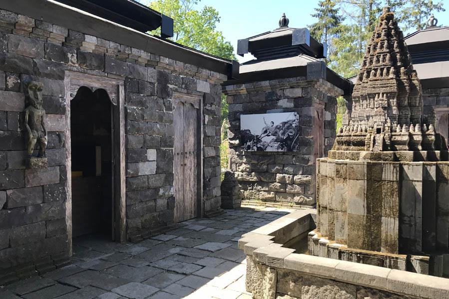 De toiletten - La Royaume de Ganesha - Het koninkrijk van Ganesha - Pairi Daiza - AllinMam.com