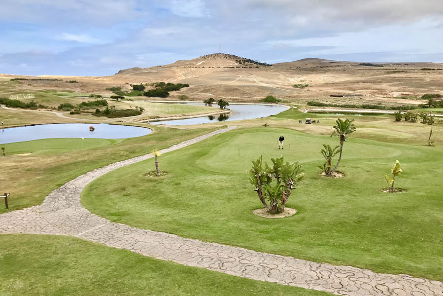 Porto Santo Golf Course - AllinMam.com