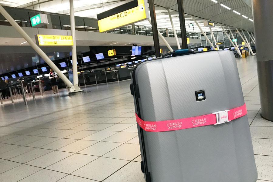 De ideale koffer voor een korte vakantie - AllinMam.com