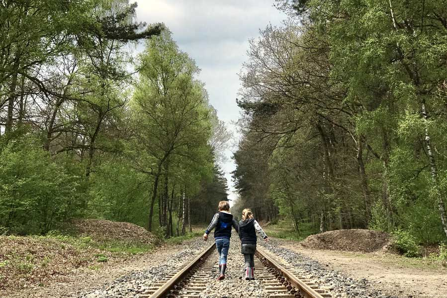 Veluwse stoomtrein tussen Apeldoorn en Dieren - AllinMam.com