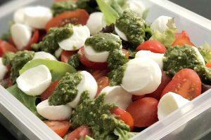 Salade caprese - AllinMam.com