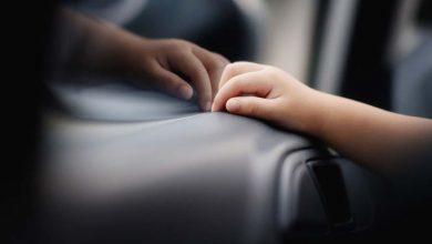 Photo of Baby in auto laten zitten; dat kan toch wel even?
